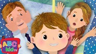Peek A Boo - Johny Johny Yes Papa 2 | Nursery Rhymes & Kids Songs - ABCkidTV