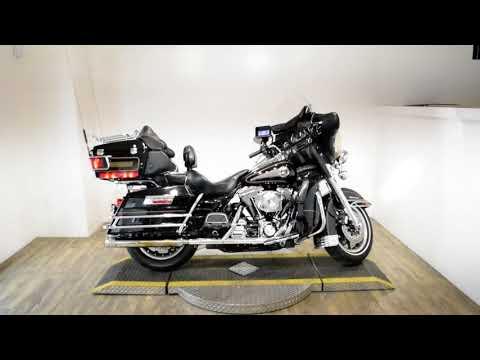 2000 Harley-Davidson FLHTCUI Ultra Classic® Electra Glide® in Wauconda, Illinois - Video 1