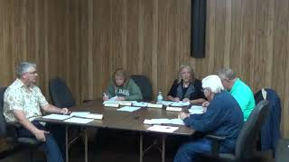 April 15, 2019 Special Meeting Coffee City Council