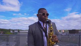 Larry Gaaga   Low Ft Wizkid (P STAR Sax Cover Official Video)