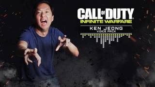 Now you can add some Ken Jeong to your multiplayer in Call of Duty: Infinite Warfare