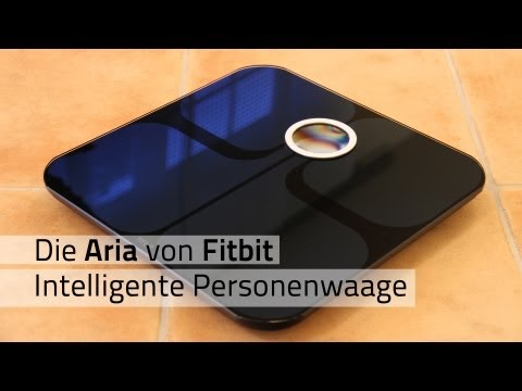 Review: Fitbit Aria WLAN Personenwaage