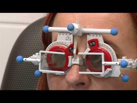 Myopia vitaminok javítására