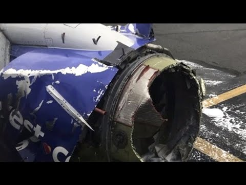 One person killed after Southwest flight experiences engine failure