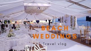 BEACH WEDDINGS #destinationweddings #visituganda #blacklove