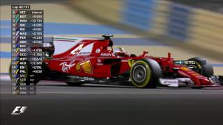 2017 Bahrain Grand Prix: Race Highlights