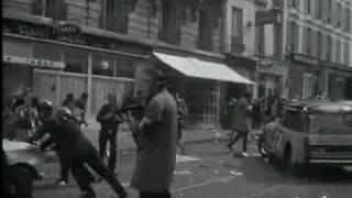 Maio de 1968 - A Primavera Francesa