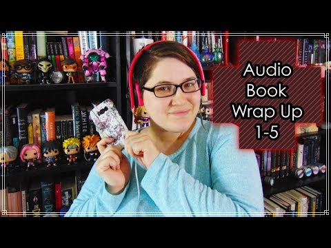 2018 Audiobook Reviews #1-5