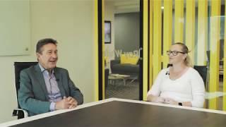 Greg Bell Interviews: Lisa Dunne (part 1)