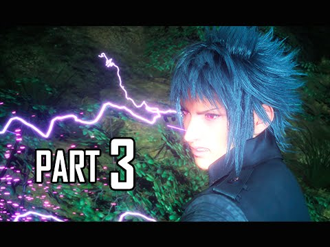 Final Fantasy XV Walkthrough - Final Fantasy 15 Demo Part 2
