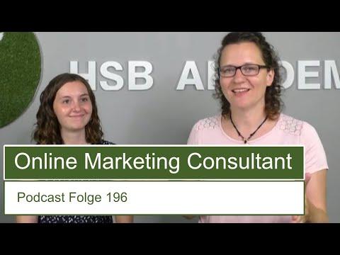 Online Marketing Consultant (IHK-Zertifkat) | Podcast Folge 196