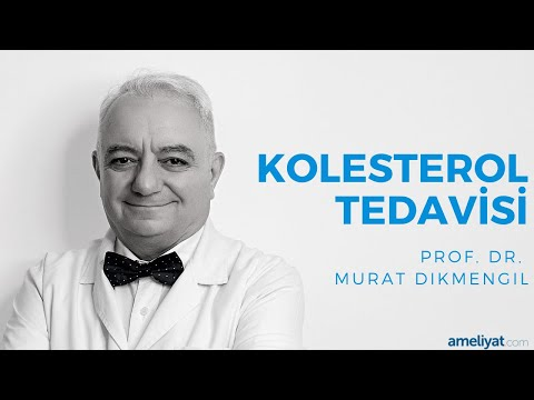 Kolesterol Tedavisi (Prof. Dr. Murat Dikmengil)