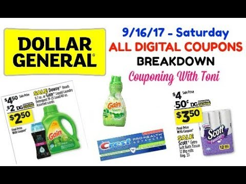 Dollar general coupons digital coupons