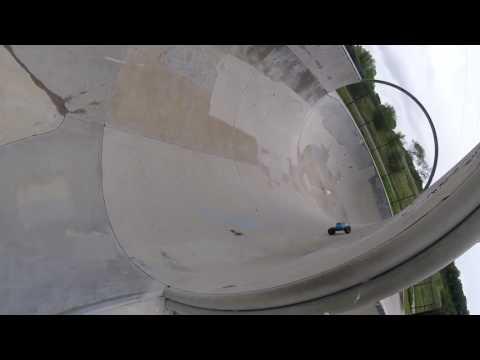 Arrma Outcast Skatepark Freestyling