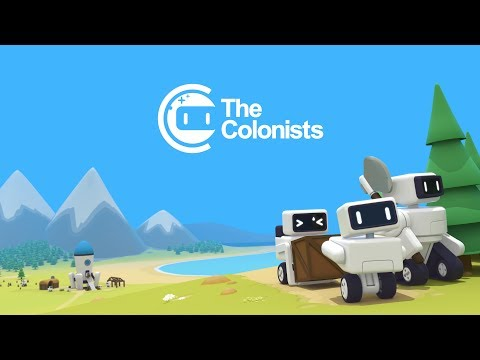 The Colonists - Gameplay Preview thumbnail