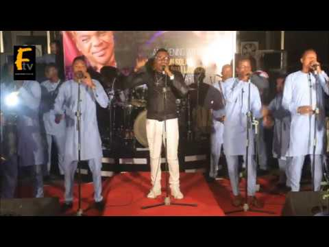FEMI SOLAR PERFORMANCE AT HIS CONCERT LIKE NEVER BEFORE