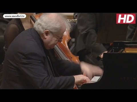 The Famous Emanuel Ax Plays a Magical Brahms!