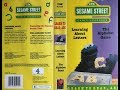 Download Video Sesame Street - Learn to Read, ABC (1991 UK VHS)