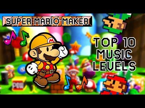 Download Super Mario Maker Top 12 Music Levels Wii U Video 3GP Mp4