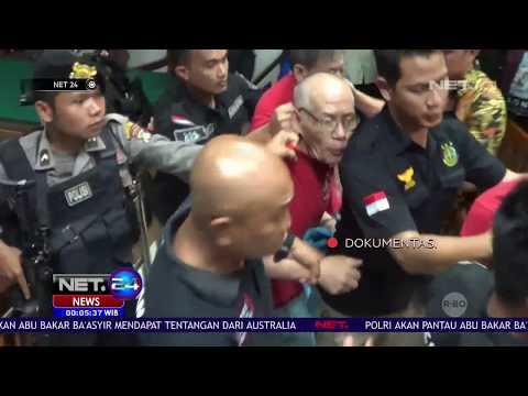 Pengadilan Negeri Bengkalis Vonis Mati 3 Kurir Narkoba Jaringan Internasional NET24