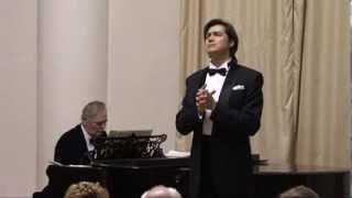 Dmitry Solovyev (bass) Ave Maria - Schubert (deutsch), Evening Victim - Tchesnokov