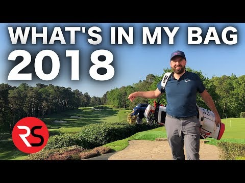 WHAT'S IN MY BAG 2018 – RICK SHIELS