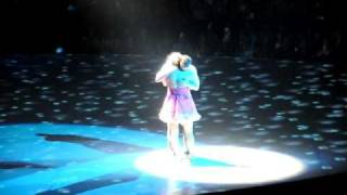 my first kiss (so you think you can dance tour)