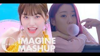 Weki Meki/WJSN (WJMK) - Tiki-Taka(99%) X Boogie Up MASHUP [BY IMAGINECLIPSE]
