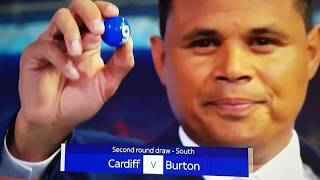 Carabao Cup 2nd Round Draw, Complete farce, John Solako messes up the draw? Watford Vs Bristol City