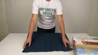 Банное полотенце, Турция, 70 х 140 см., 6 шт / уп. 880019 от компании МИР БАМБУКА ОПТ. Полотенце, халат, простынь оптом, Одесса, 7 км. - видео