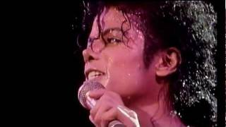 Michael Jackson - Human Nature - Live in BAD Tour 1987