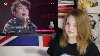 "ДИМАШ КУДАЙБЕРГЕН - THE SHOW MUST GO ON ""I AM A SINGER"" (Реакция)"