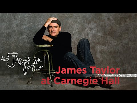 James Taylor / Tanglewood Festival Chorus – My Traveling Star (Live at Carnegie Hall, 4/12/2011)