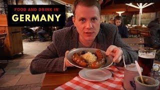 Food & Drink In Bavaria!