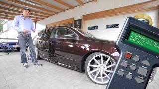 VW die beste Versicherung Diebstahlschutz Viper Alarmanlage GPS Ortung Navi Diebstahl RNS510
