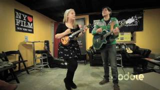"Julia Nunes ""Stay Awake"" Live at the New York Lounge, Sundance Film Festival"