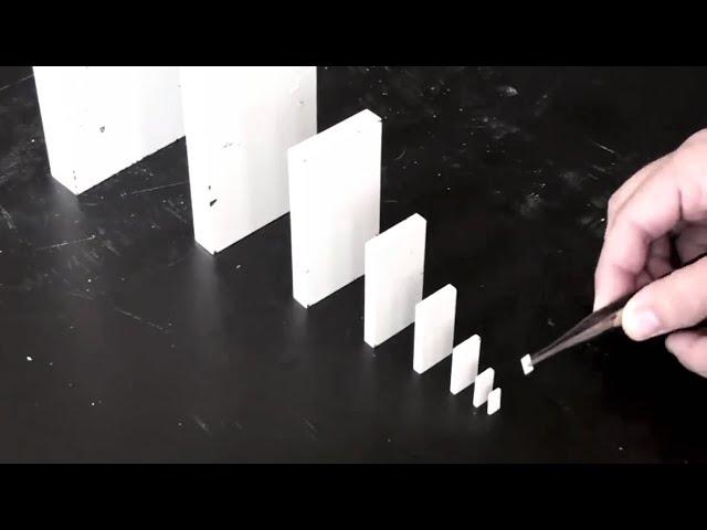 작은 도미노의 날개짓,  도미노 파도타기(Small domino wings, domino surfing)