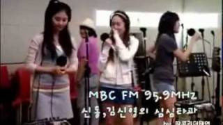 [20080512][CAM] SNSD Seohyun, Jessica, & Tiffany - Oppa Nappa