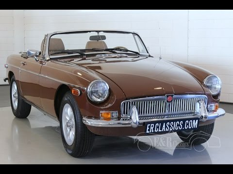 1980 MG MGB (CC-1361419) for sale in Waalwijk, Noord Brabant