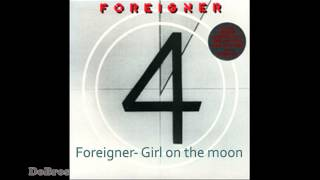 Foreigner - Girl on the moon