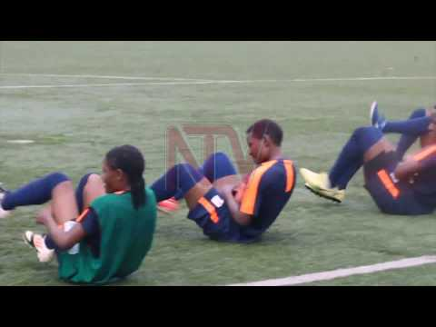 U-20 WOMEN: National team in preparations for World Cup