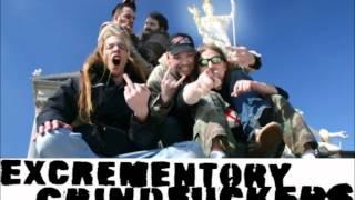 Excrementory Grindfuckers - Halb und Halb (Lyrics)