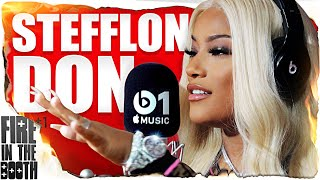 Stefflon Don   Fire In The Booth