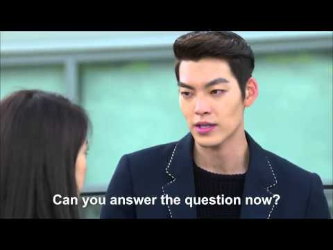 Heirs Episode 6 Eng Sub Young Do to Eun sang  You're Mine