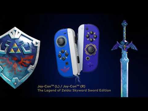 Skyward Sword HD : Bandes annonces - Bande annonce Nintendo Direct du 17/02/2021