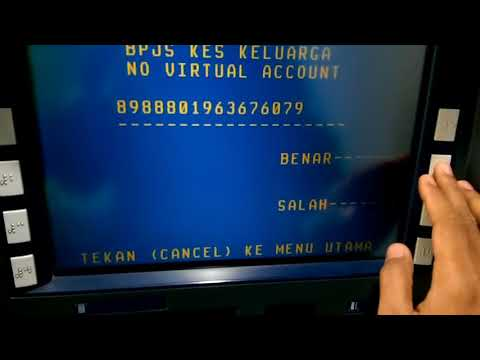 Cara Membayar BPJS Lewat ATM Mandiri