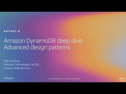 AWS DynamoDB Deep Dive session