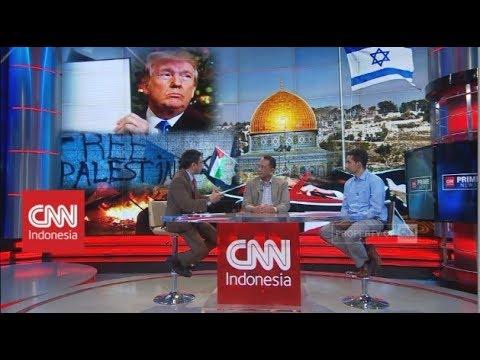 Dukung Palestina di Bawah Ancaman Amerika