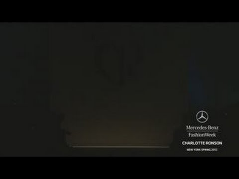 CHARLOTTE RONSON FULL COLLECTION - MERCEDES-BENZ FASHION WEEK SPRING