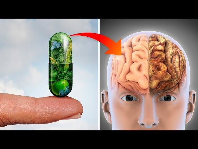 These 3 Vitamins May Stop Brain Loss And Prevent Alzheimer's Disease